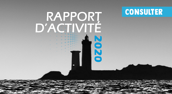 Rapport d'activité 2020 à consulter